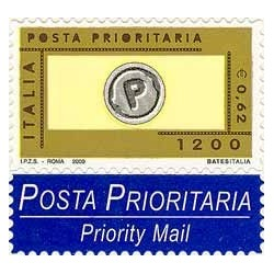 Priority Mail - Serie...
