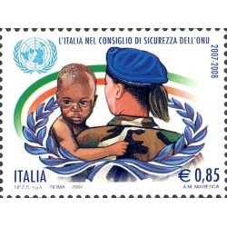 Italia en el Consejo de...