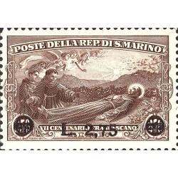 San Francesco, soprastampati