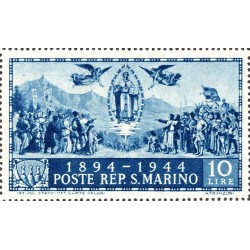 50º anniversario del palazzo del governo