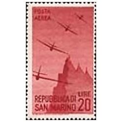 Posta aerea