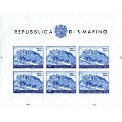 75º anniversario dell'unione generale delle poste