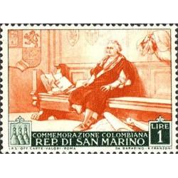 5º centenario della nascita di Cristoforo Colombo