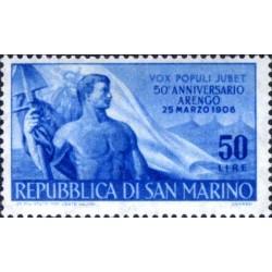 50º anniversario dell'Arengo