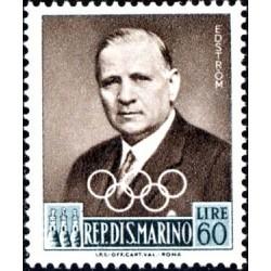Dirigenti del comitato olimpico internazionale