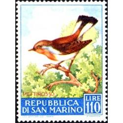 Fauna avicola - 2ª emissione