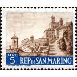 Veduta di San Marino