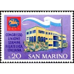 Congresso dell'unione stampa filatelica italiana