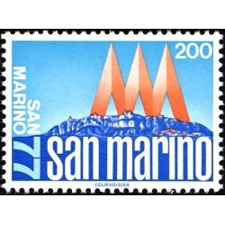 Manifestazione filatelica San Marino 1977