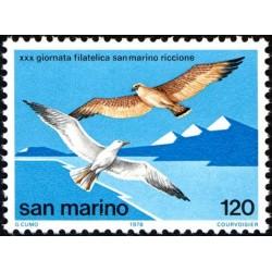 30ª fiera del francobollo, a Riccione