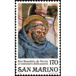 15º centenario della nascita di S.Benedetto da Norcia