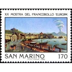 20ª mostra del francobollo Europa