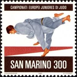 Campionati europei juniores di judo