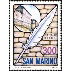 Centenario dell'istituzione del liceo di stato di San Marino