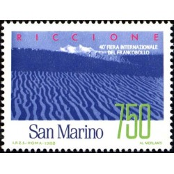 40ª fiera del francobollo