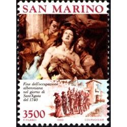 250º anniversario dell'occupazione alberoniana