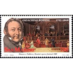 Bicentenario nascita di Gioachino Rossini