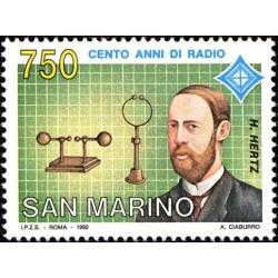 Centenario della radio - 2ª emissione