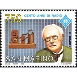 Centenario della radio - 3ª emissione