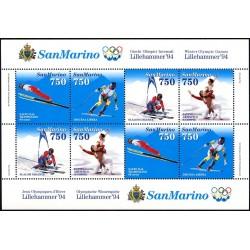 Lillehammer 94 - Giochi olimpici invernali