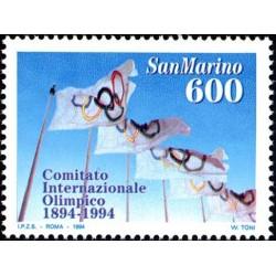 Centenario del Comitato Internazionale Olimpico