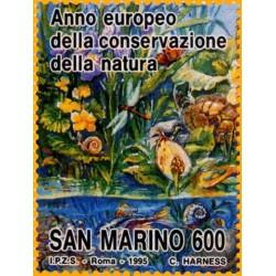 Anno europeo della conservazione della natura