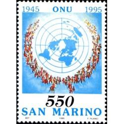 50º anniversario dell' ONU