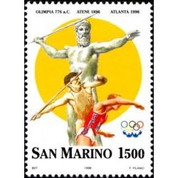 Centenario dei giochi olimpici moderni