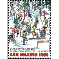 Campionati del mondo di sci alpino