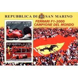 Ferrari campione del mondo di formula 1
