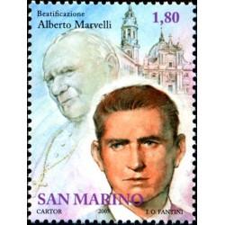 Beatificazione di Alberto Marvelli