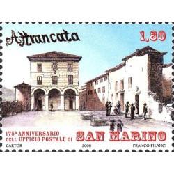 175º anniversario del primo ufficio postale di San Marino