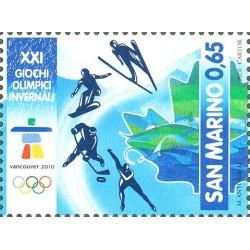 Jeux olympiques d'hiver de 2010 à Vancouver