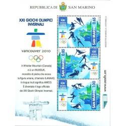 Giochi olimpici invernali 2010, a Vancouver