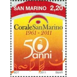 50º anniversario della Corale San Marino