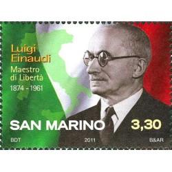 50º anniversario della morte di Luigi Einaudi