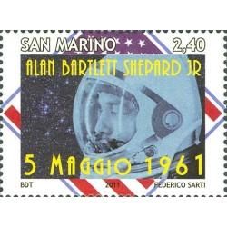 50º anniversario dei primi uomini nello spazio