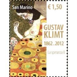 150º anniversario della nascita di Gustav Klimt