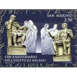 1700º anniversario dell'editto di Milano