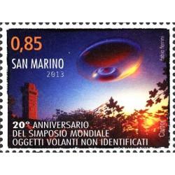 20º anniversario del simposio mondiale sugli oggetti volanti non identificati