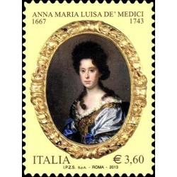 270 ° Jahrestag des Todes von Anna Maria Luisa de 'Medici