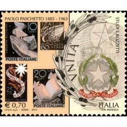 50. Jahrestag des Todes von Paul Paschetto