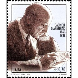 150. Jahrestag der Geburt von Gabriele d'Annunzio
