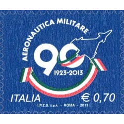90. Jahrestag der italienischen Luftwaffe