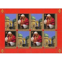 80e anniversaire du Pape Benoît XVI