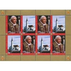 80 cumpleaños del Papa Benedicto XVI