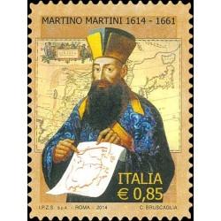 4ème centenaire de la naissance de Martin Martini