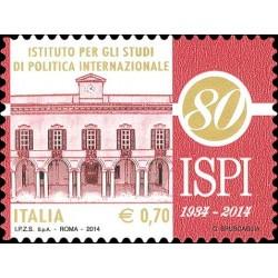 80º anniversario della fondazione dell'istituto per gli studi di politica internazionale