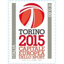 Turin capitale européenne du sport en 2015