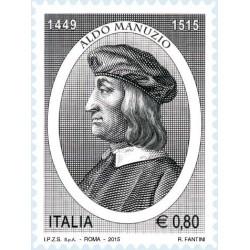 500º anniversario della morte di Aldo Manuzio